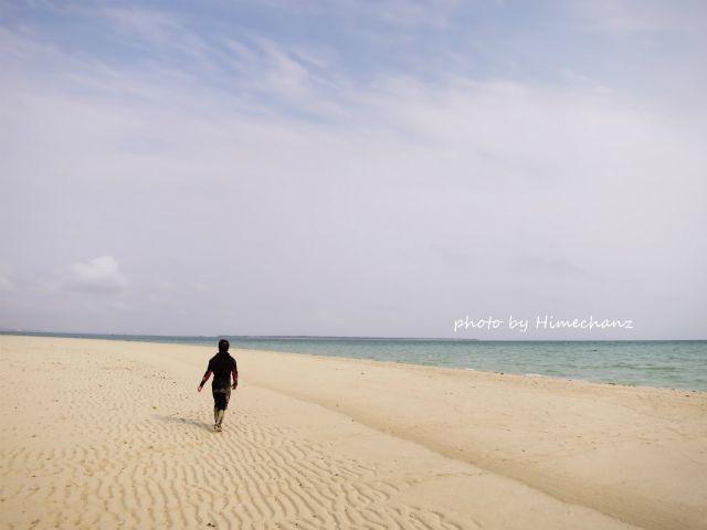 幻の島、浜島に初上陸です♪