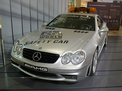 Mercedes-Benz SL 55 AMG Formel 1 Safety Car