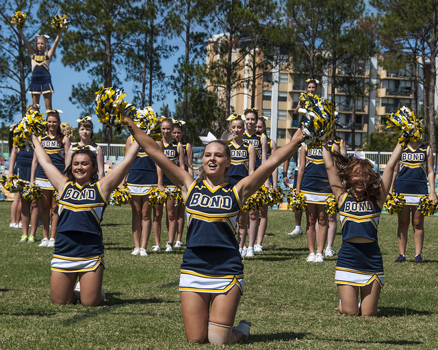 Bond University Cheerleading Club
