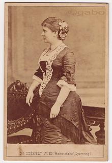 photographer: Székely, Josef Dr (1838 Szombathely/Hungary - 1901 Wien/Austria)