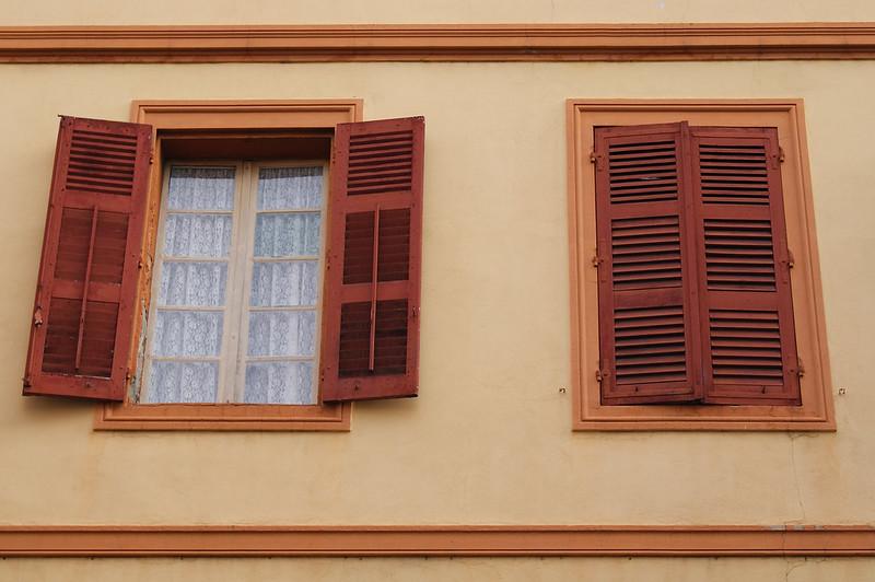 Fenêtres chambériennes