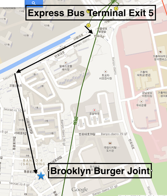 Brooklyn Burger Directions