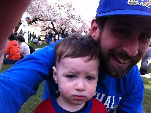 Cherry Selfie?