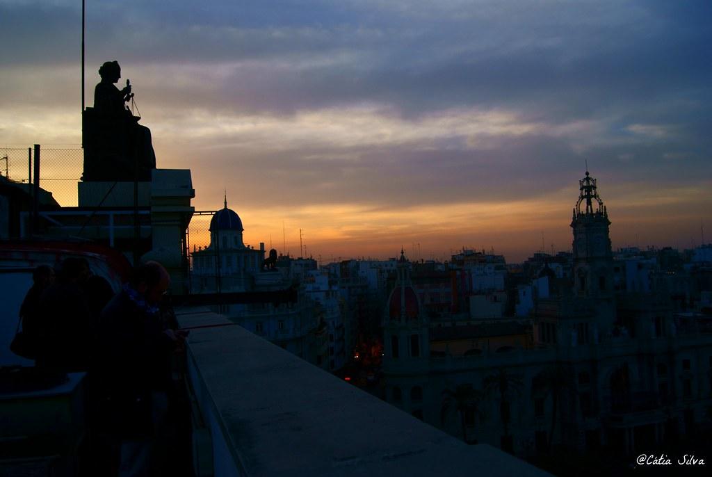 Valencia desde el Edificio Telefonica (11)