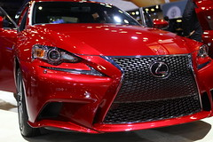automobile, automotive exterior, wheel, vehicle, automotive design, lexus, rim, auto show, mid-size car, bumper, land vehicle,