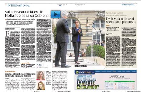 14d03 1er Gobierno Valls Hollande