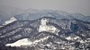 Okurayama Ski Jump Stadium from Sapporo TV Tower Observation Deck by David McKelvey