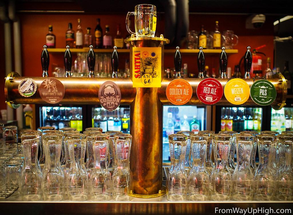 Bryggeri bar Helsinki