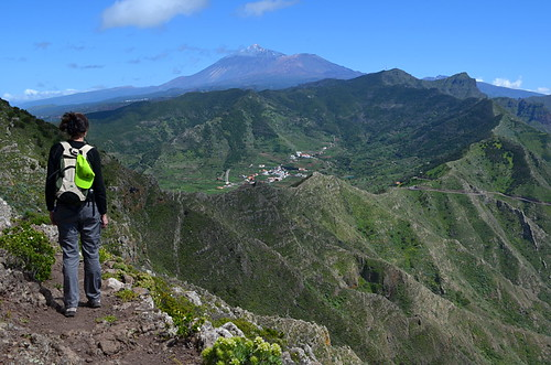 Teno National Park and Mount Teide
