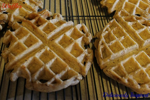 Waffles - Baked and Whole