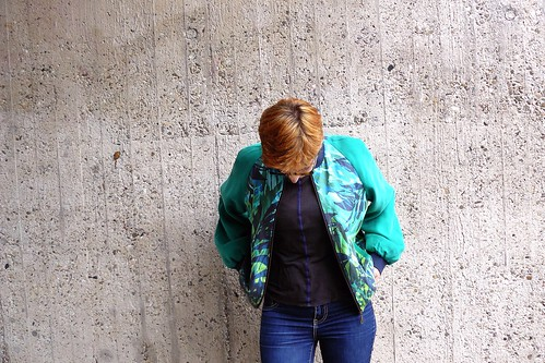 Burda Bomber Jacket