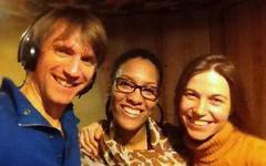 Choeurs- Odyssée - Beija, Corinne Pierre-Fanfan et sOem.