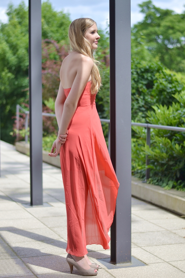 Outfit Abiballkleid Vokuhila (3)