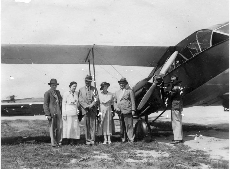 AL79-084 deHavilland Dragon G-ACGK Matzasfold Hungary 1933