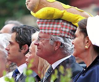kungens hattar