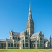 Salisbury Cathedral, Cathedral Close, Wiltshire by JackPeasePhotography