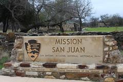 Mission San Juan Capistrano, TX, USA