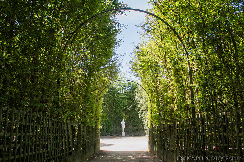 Gardens of Versailles Statue