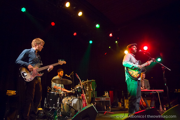 Bhi Bhiman @ the Independent, San Francisco 6/27/15