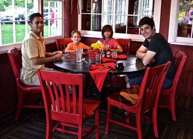 family love - the red mill restaurant- Basin Harbor Club, Vermont