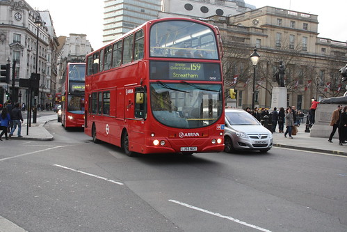 Arriva London North DW50 LG53NGV