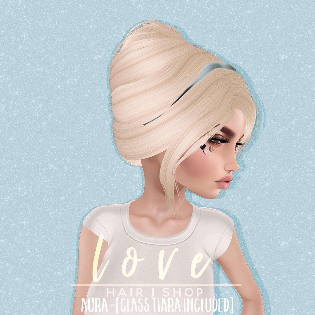 Love [Aura] Hair @ Enchantment - SecondLifeHub.com