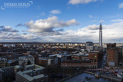 Birmingham and the Iconic BT Tower-1