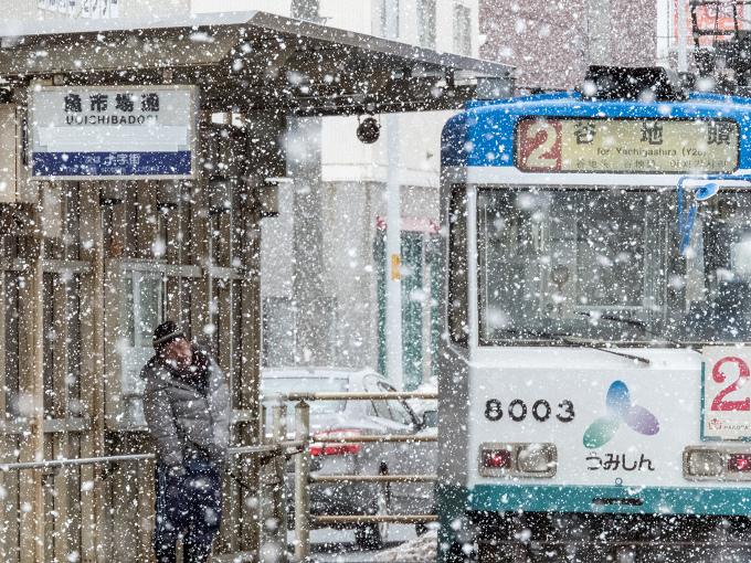 Nikon B700 自駕漫遊冬季北海道