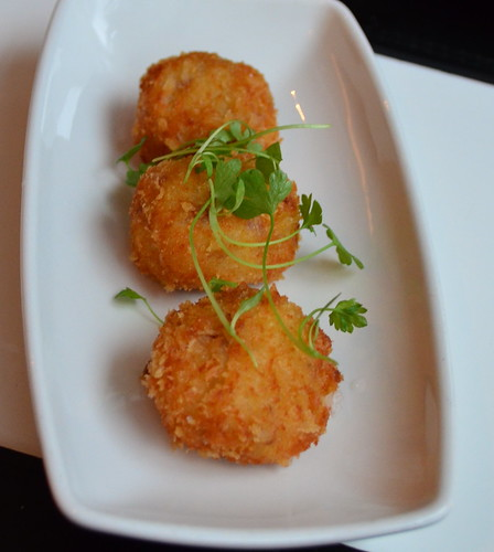 Croquettes with Jamon