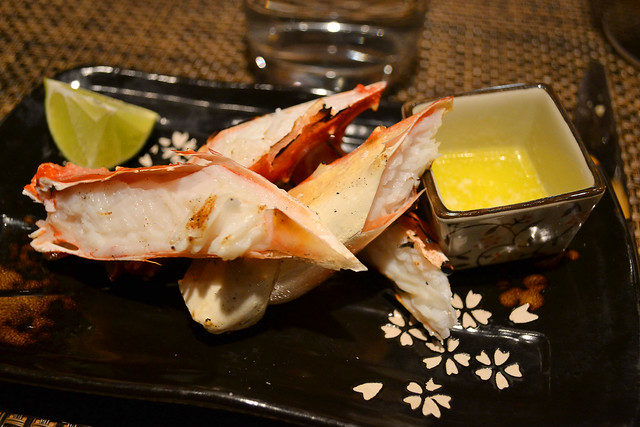 Crab Claw, Fat Cow, Singapore
