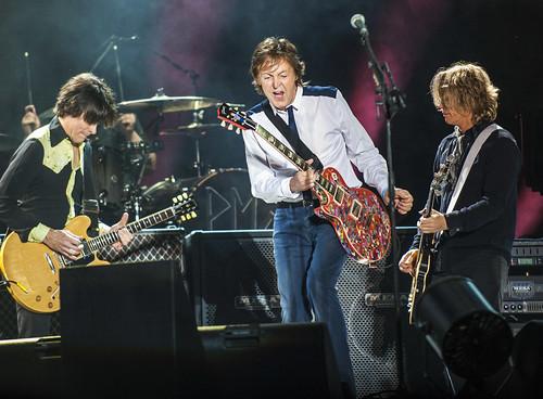 Paul McCartney @ Bonnaroo, Day 2 (Manchester, Tenn., June 14, 2013)