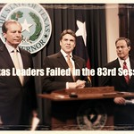 Will History show ~ Texas Leaders Failed