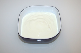 02 - Ingredient Joghurt / Ingredient yoghurt