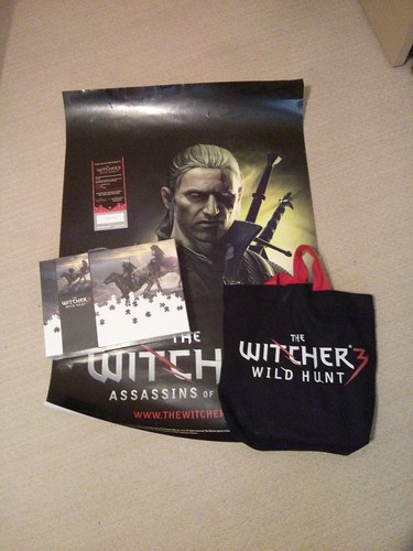 The Witcher Prize Pack