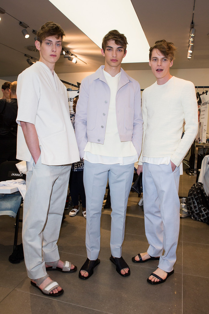 SS14 Milan Z Zegna104_Yannick Ramsel, Matthias B, John Hein(fashionising.com)