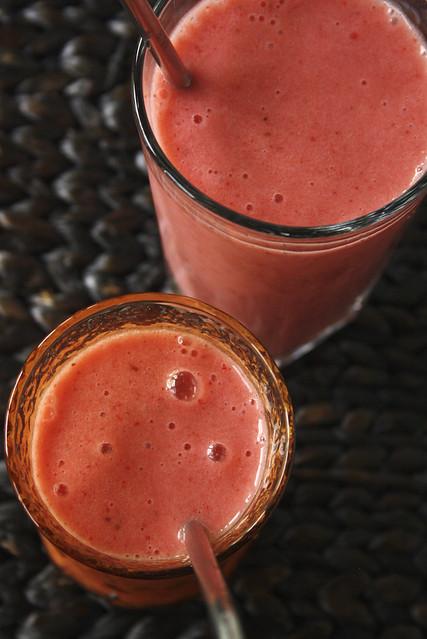 Strawberry Rhubarb Lemonade and...