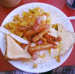 desayuno @ El Palacio De Las Empanadas