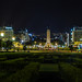 Parque Eduardo VII at Night