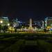 Parque Eduardo VII at Night