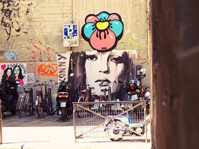 Arte en las calles de París (+1)