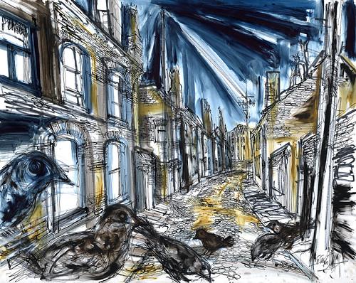Bolton Street Scene