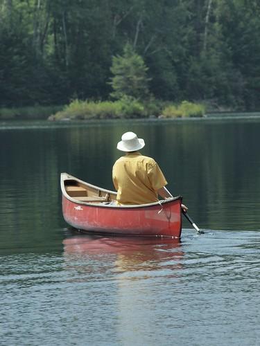 canoe briside