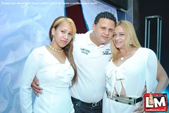 White Party aniversario concerteza @ Sober Lounge