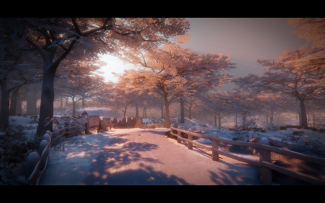 Everybody's Gone to the Rapture on PS4