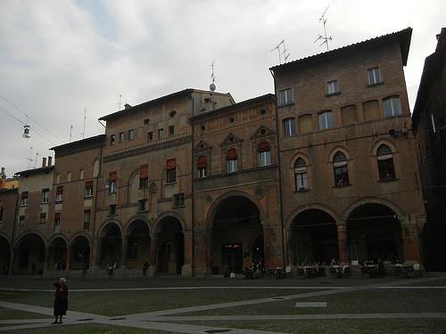 DSCN5003 _ Piazza Santo Stefano, Bologna