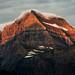East Glacier Dawn  in Many Glacier National Park Montana