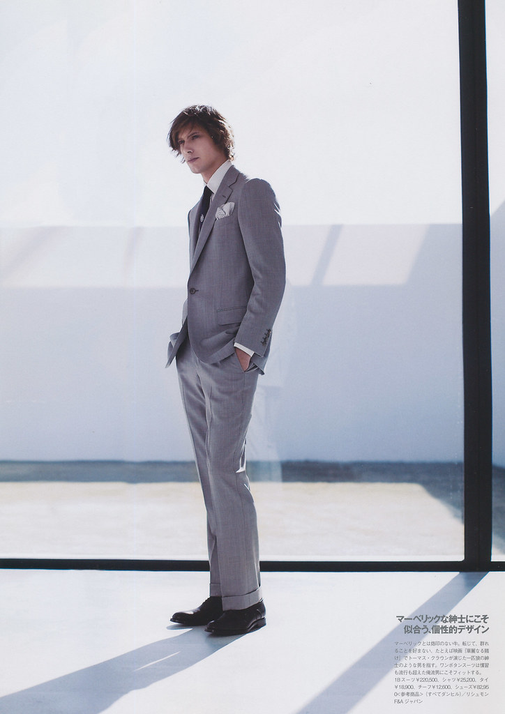James Rousseau0079(THE SUIT CATALOG No.13 2008_04)