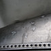 Small photo of Aluminum Canoe Keel