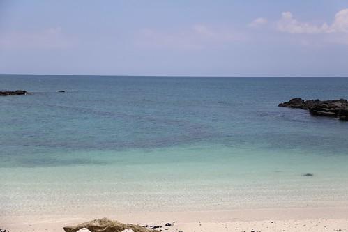 不输国外!梦幻沙滩海景澎湖˙吉贝岛run away之旅