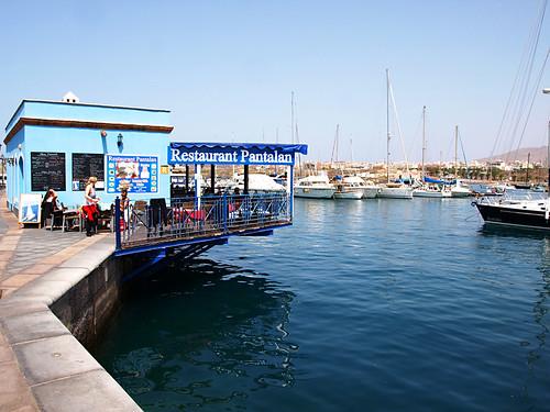 Las Galletas Marina, Tenerife
